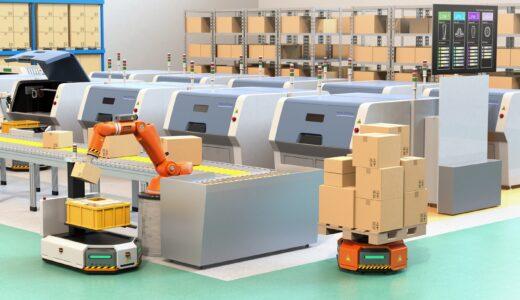 物流業界で注目されるピッキングロボットとは?
